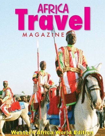 Western Africa - air highways - magazine of open skies, world ...
