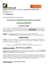 La fille de Jade 16° édition de la JOURNÉE ... - Montauban.com