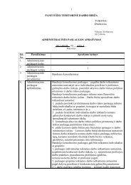 Bendrasis konsultavimas - Lietuvos darbo birža