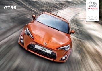 Unser Antrieb: immer besser zu werden - Toyota