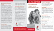 The Long QT Syndrome - SADS Foundation