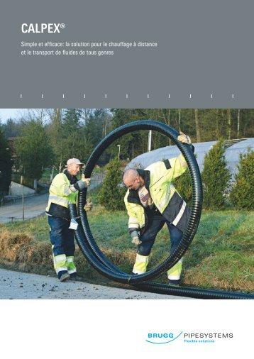 CALPEX® - Brugg Rohrsystem AG