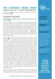 FFA Fisheries Trade News Oct-Nov 2010_copy.pdf - Pacific Islands ...