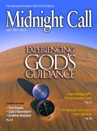 The Apocalypse Code - Midnight Call Ministries