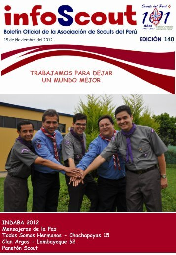 Diapositiva 1 - Scouts del Perú