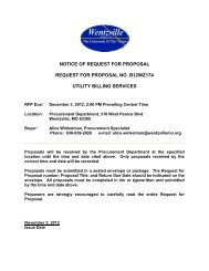 notice of request for proposal request for proposal no. b12wz174 ...
