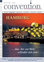 HAMBURG - Convention-International
