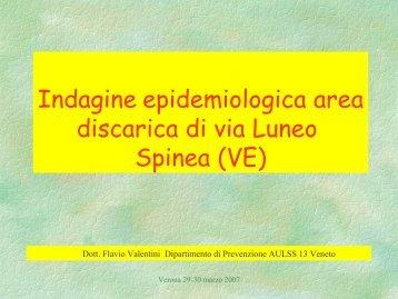 intervento - Dipartimento di Prevenzione Ulss 20 di Verona