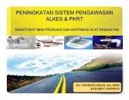 4. PENGAWASAN Roadshow - Direktorat Jenderal Bina ...