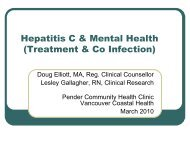 Preparing for Lifestyle Adjustments post Hepatitis C Treatment