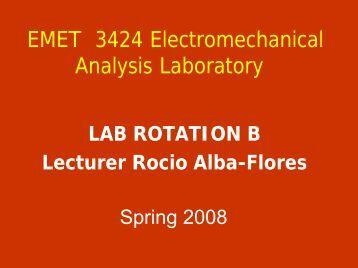 Rotation B