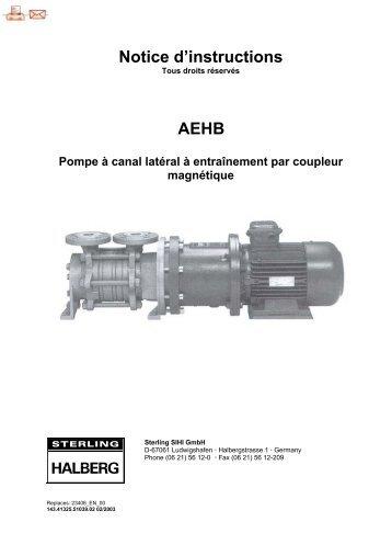 AEHB coupleur magnétique - MIDI Bobinage