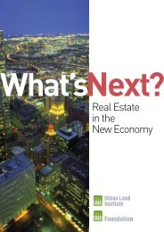 Real Estate in the New Economy - Mid-Ohio Regional Planning ...