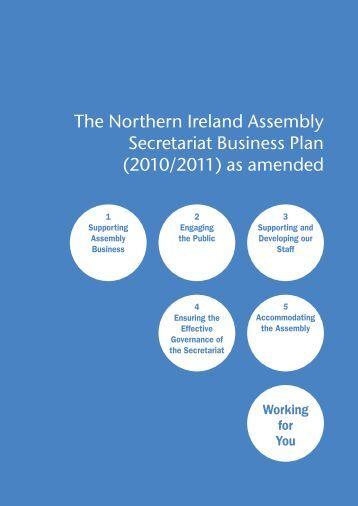 A brilliant business plan template