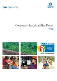 Corporate Sustainability Report 2007 - Eco Citizen