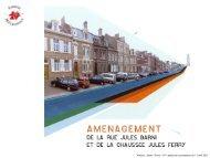 Amiens – Barni / Ferry – 5ème atelier de concertation du 11 avril 2011