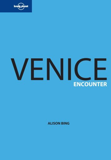 Venice - Lonely Planet