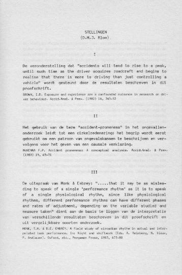 volgens voor het geven van een causale verklaring. - Epib.nl