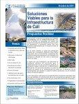 Soluciones Viales para la Infraestructura de Cali Octubre de 2007 - Page 3