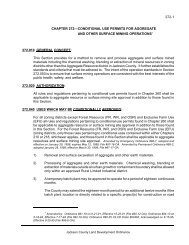 chapter 272—conditional use permits for aggregateand other ...