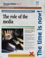 Thematic Bulletin No. 6 - OIT en América Latina y el Caribe