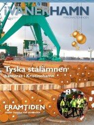 Tyska stålämnen - Vänerhamn AB