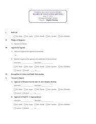 June 27 Agenda - Pickerington Local School District