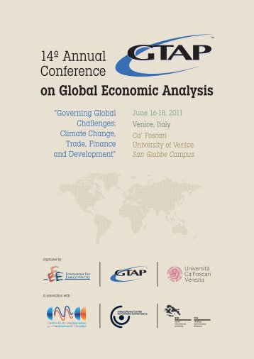 Conference Program - International Center for Climate Governance