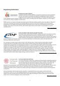 Conference Program - International Center for Climate Governance - Page 4