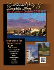BullheadCity & BullheadCity & - Arizona Relocation Guides