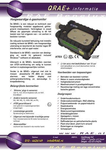 QRAE+ NL Datasheet 0508.pdf