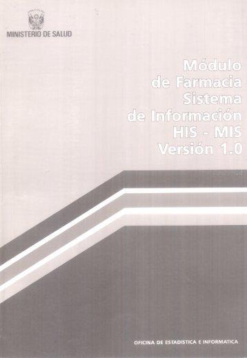 MINISTERIO DE SALUD - Bvs.minsa.gob.pe