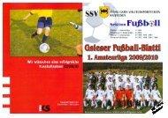 3. Amateurliga - SSV Pichl/Gsies