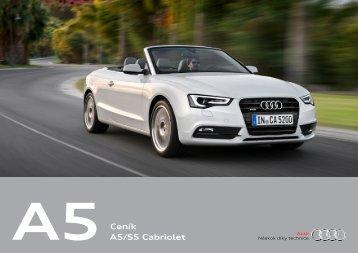 Audi A5/S5 Cabriolet - Auto Jarov