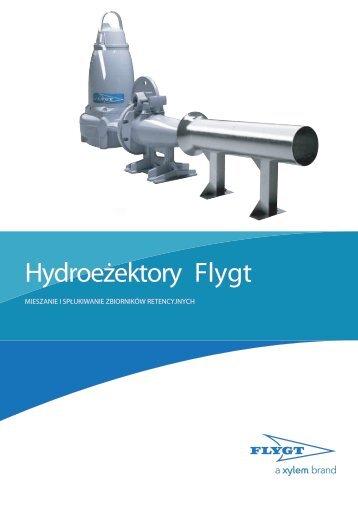 Hydroeżektory Flygt.pdf (1240 KB) - Water Solutions