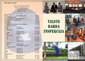 Valsts darba inspekcija