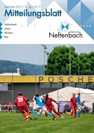 15. September PP - Gemeinde Neftenbach