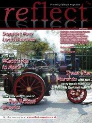 Full Steam - Reflect Magazine