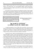 LE CONCILE QUARANTE ANS APRES Sommaire - La Porte Latine - Page 2