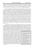LE CONCILE QUARANTE ANS APRES Sommaire - La Porte Latine - Page 4