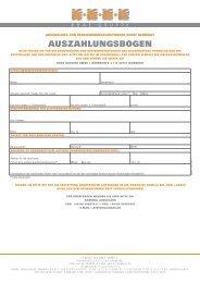 Formular 5 - Krankenversicherungsschutz im Ausland