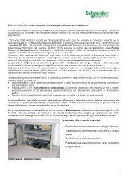 CEI-016 - Kit Universale per Impianti esistenti - Schneider Electric