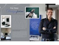 Piet Boon - Society World Magazine
