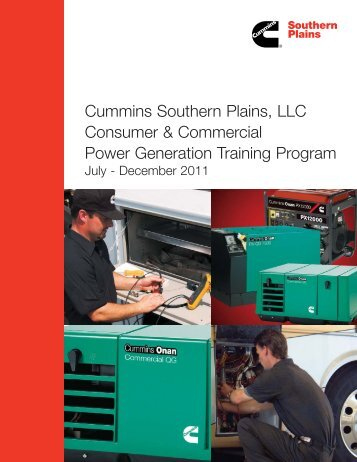 Cummins Course Descriptions - Cummins-sp.com