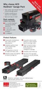 HexDrain Garage Pack - Aco - Page 2