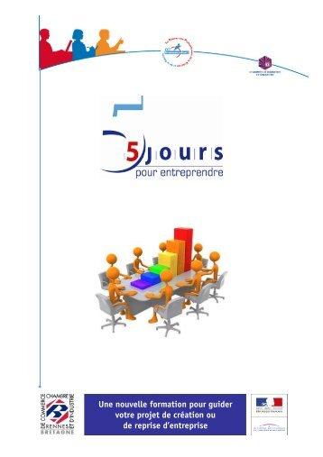 Une nouvelle formation pour guider votre projet de ... - CCI Rennes