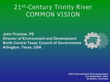 A3B_Promise - International Riversymposium