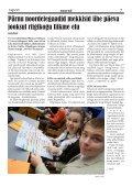 November 2010 - Pärnu Hansagümnaasiumi avaleht - Page 7