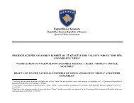 Republika e Kosovës - Zyra e Kryeministrit