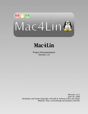 Mac4Lin